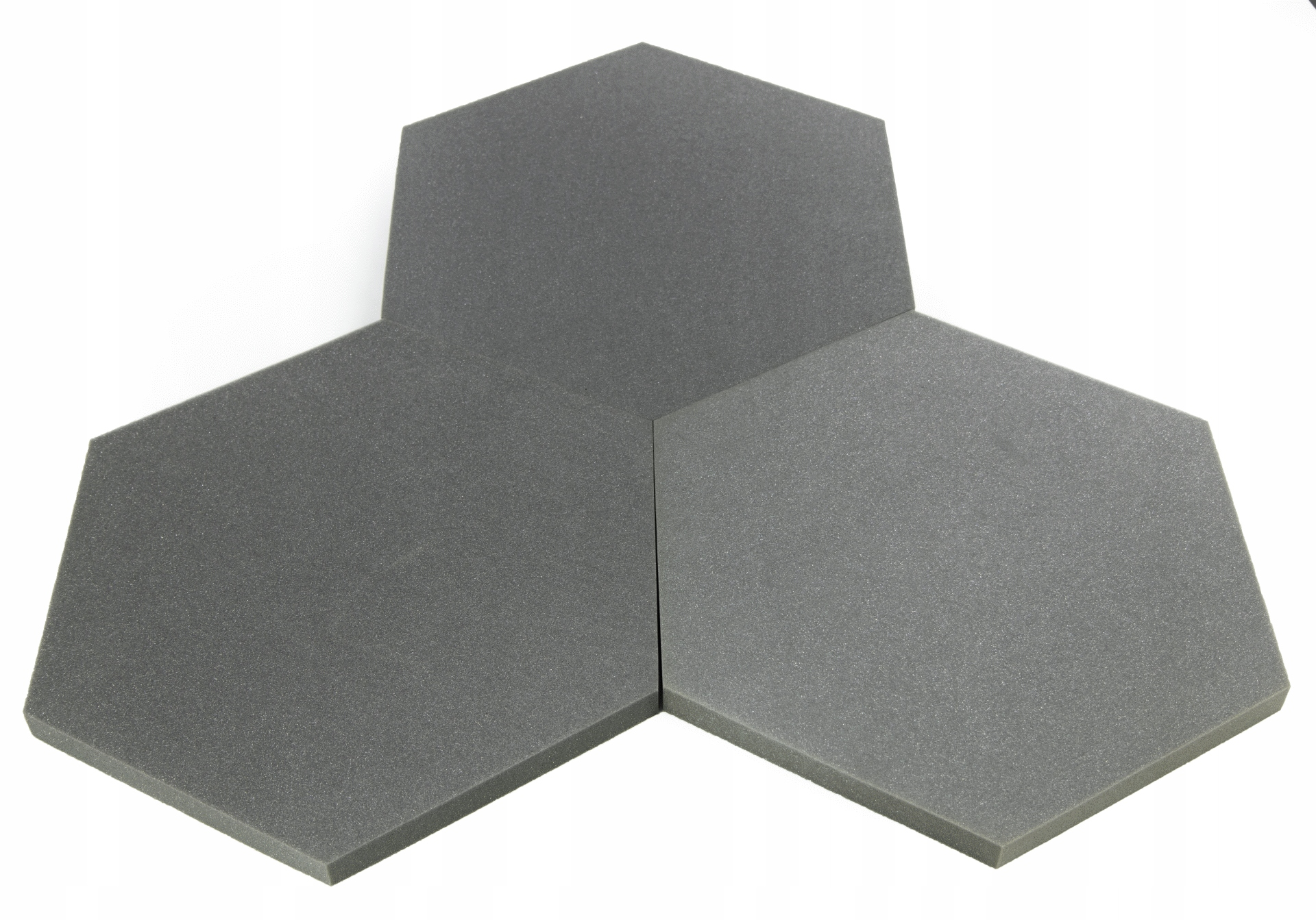 Item Foam ACOUSTIC Panel acoustic HEXAGON