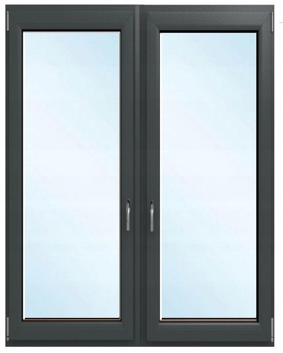 Окно Терраса и балконные двери 1735 X 2095 Антрацит