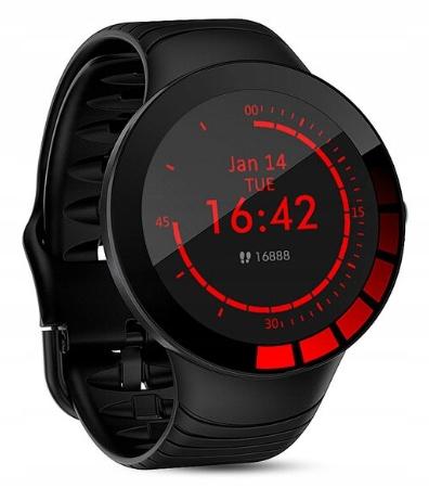 Часы SMARTWATCH E3 импульс водонепроницаемые IP68