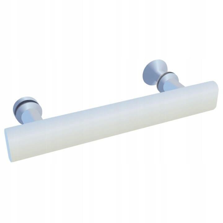 Dvojdierková kľučka do kabíny, vzdialenosť 14,5 cm