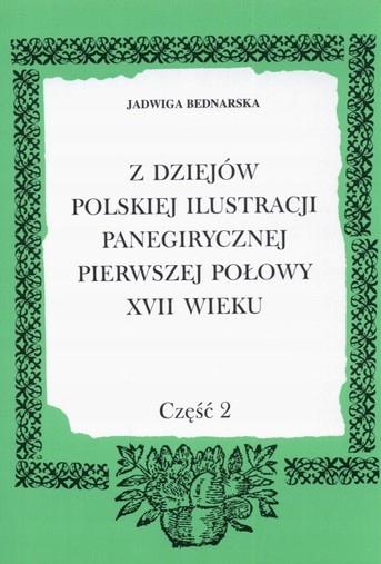 Польский панегирик GRAFIKA Starodruki