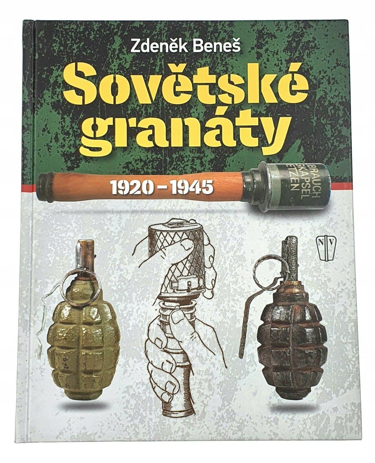 Советские гранаты 1920-1945 гг. Вторая русская война