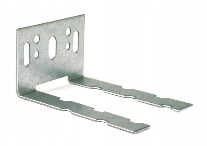 LS2 Соединитель для кладки и стен, оцинкованный 100 шт.