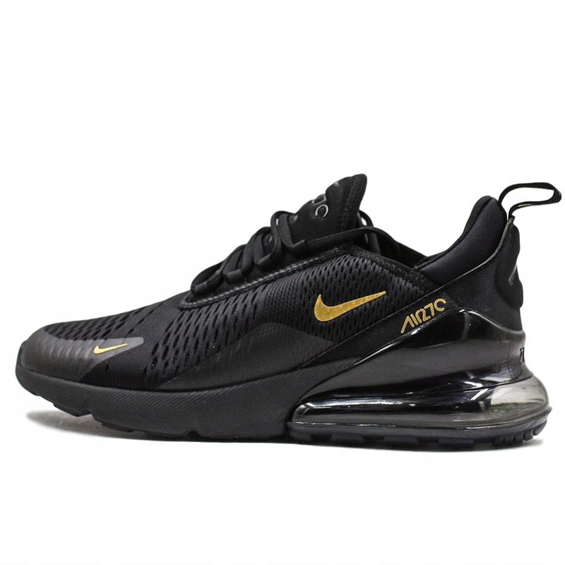 Nike Air Max 270 AH8051 007 Black Gold