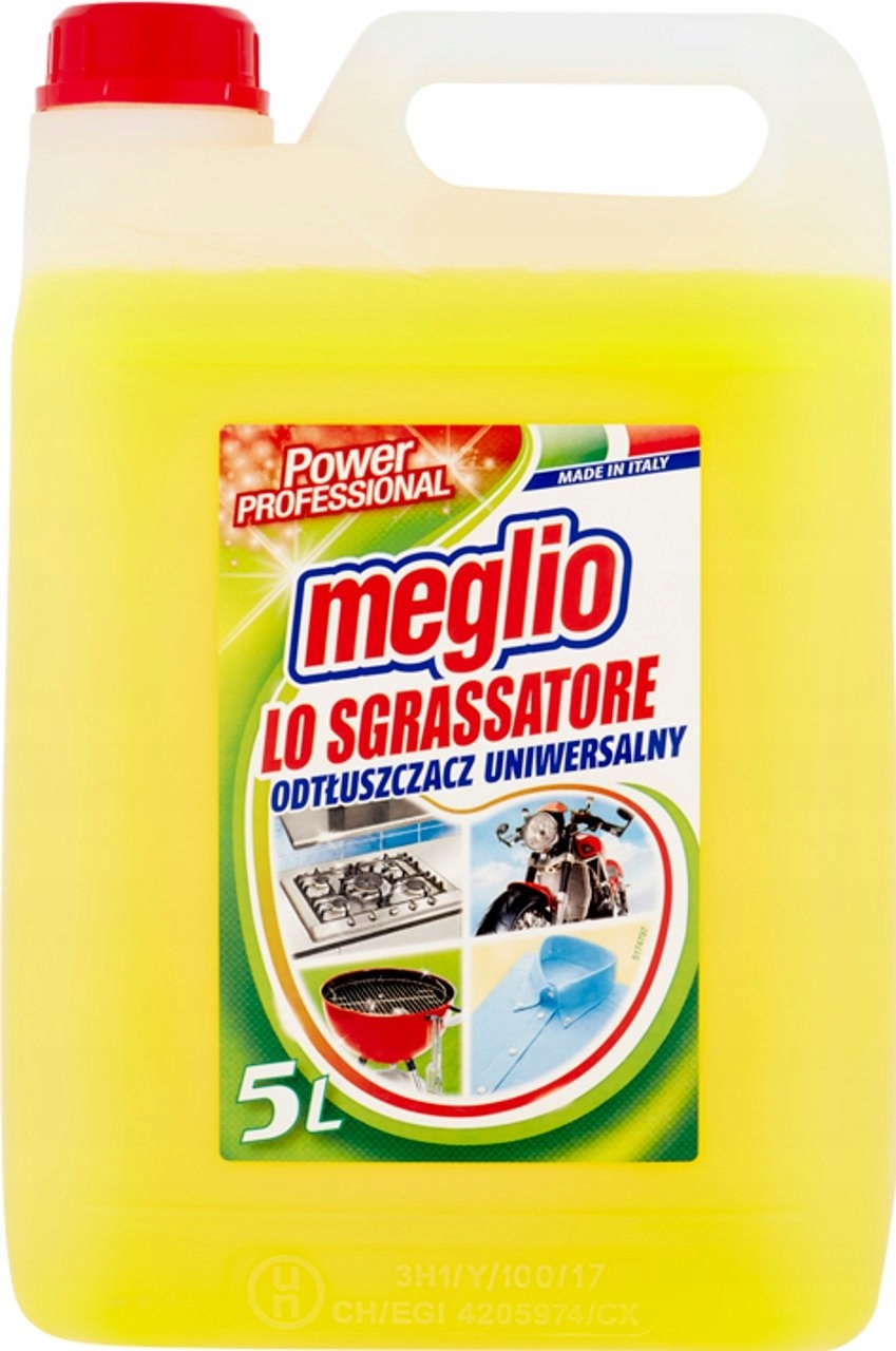 MEGLIO Professional Lemon 5L Обезжириватель