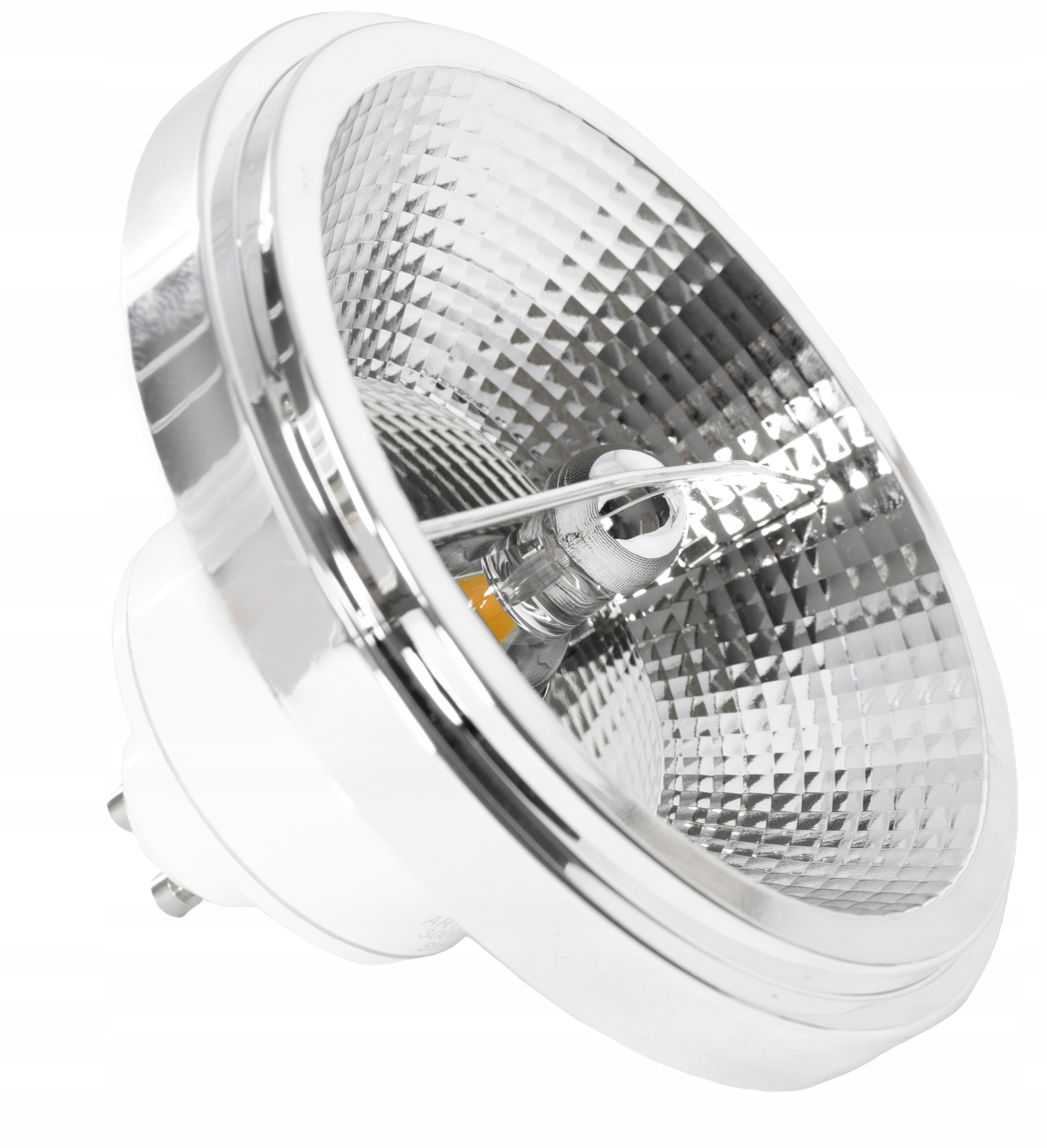 ŻARÓWKA LED AR111 12W GU10 1080lm B. CIEPŁA