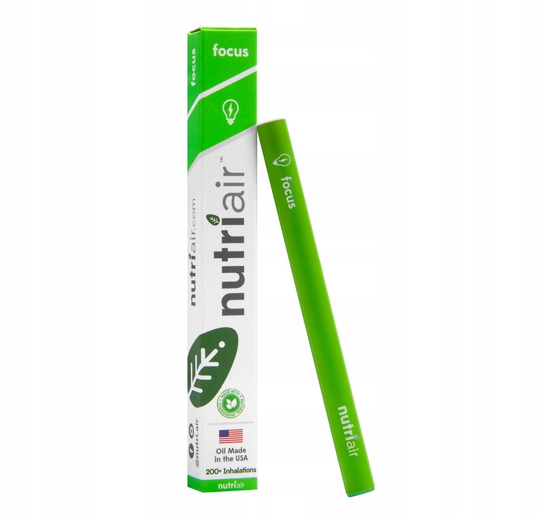 Vape Pen Inhalator nutriair Focus na koncentrację