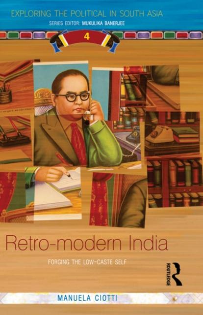 Retro-moderná India - Ciotti, Manuela
