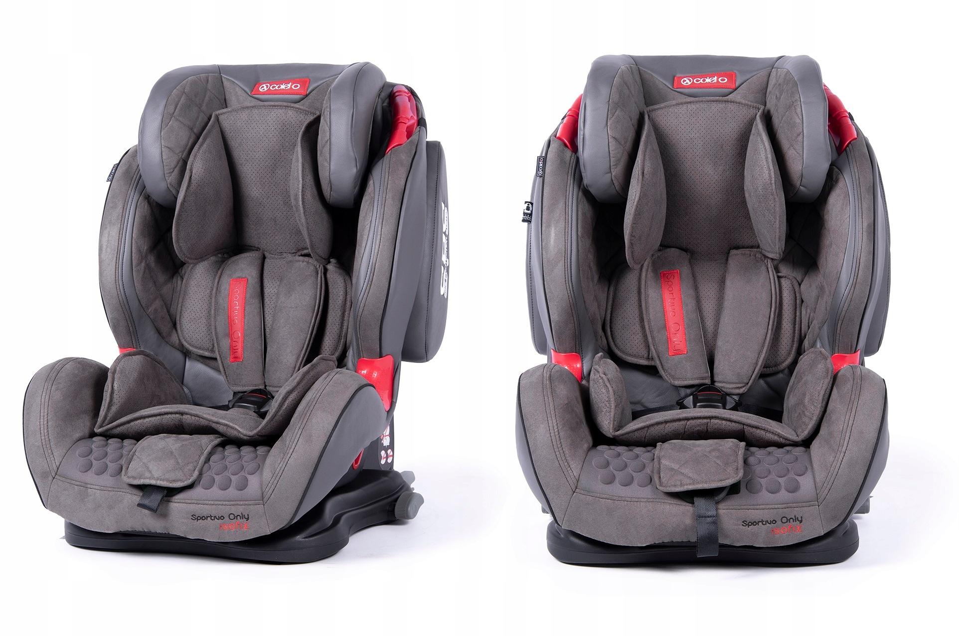 Coletto Sportivo IbaOfix Seat Leather EKO 24H