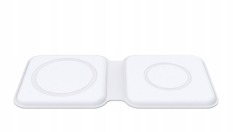 Ładowarka QI magnetyczna 2w1 iPhone + Apple watch Kod producenta 4Apple_pl