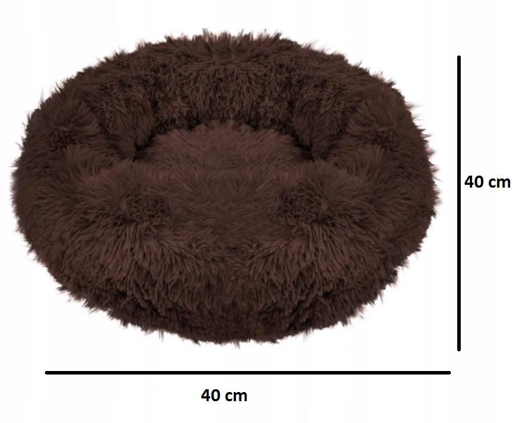 LEGOWISKO WŁOCHATE DLA PSA KOTA rozmiar XS 40cm Rodzaj poduszka