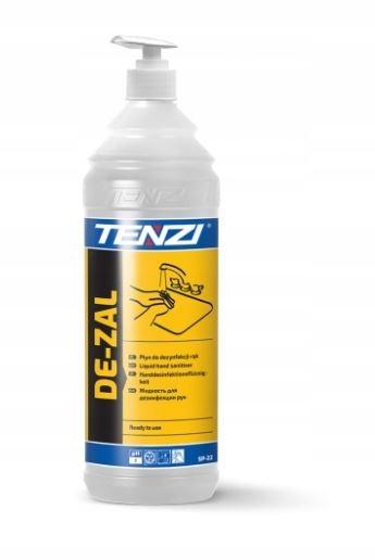 TENZI De Zal Жидкость для дезинфекции рук 1л