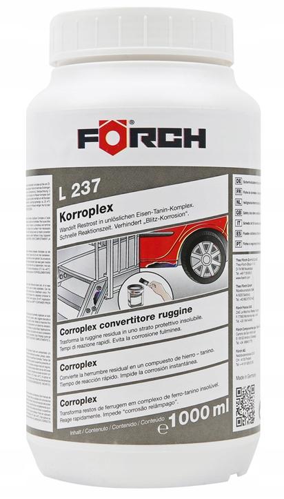 Forch Korroplex L237 Подготовлено Antykorozyyny 1L