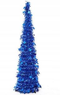 Vianočný stromček, modrý, modrý 150 cm