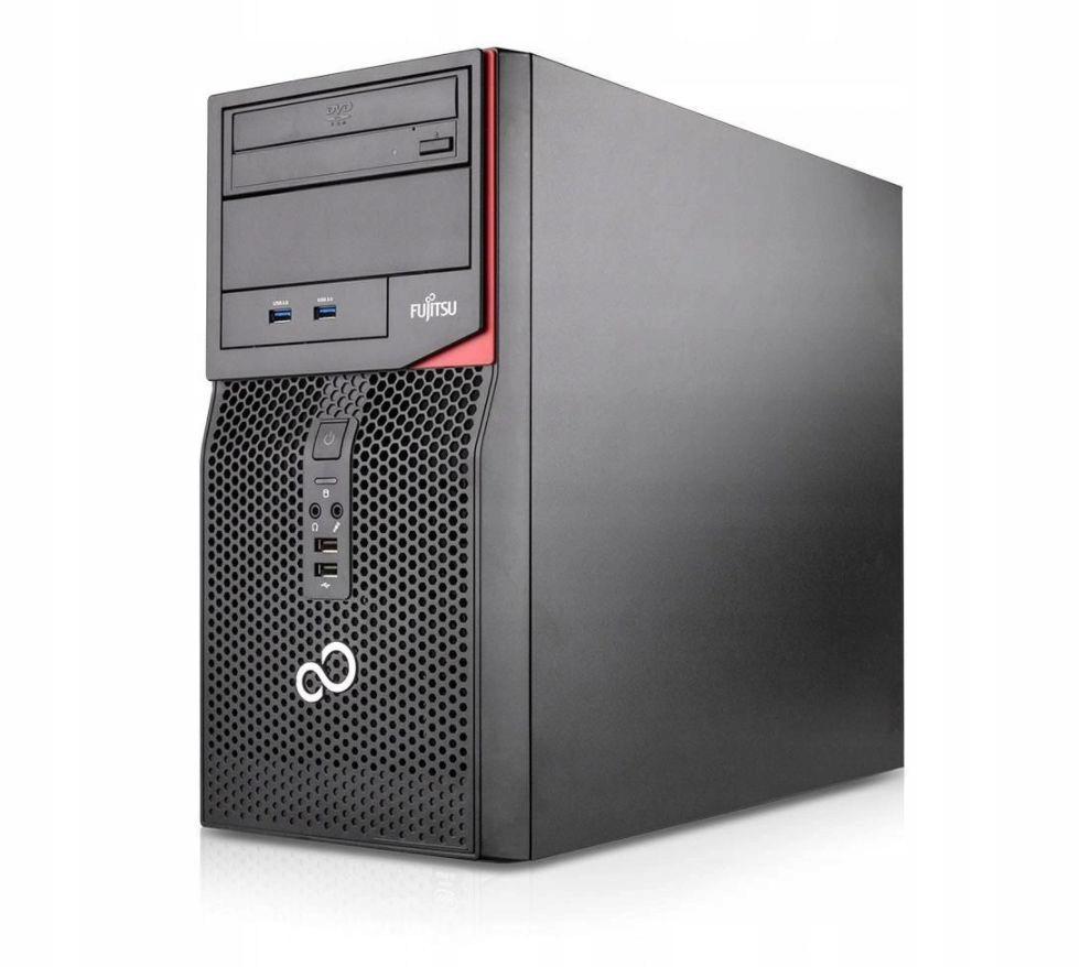 KOMPUTER PC FUJITSU P520 i5-4590 8GB 240SSD WIN10P