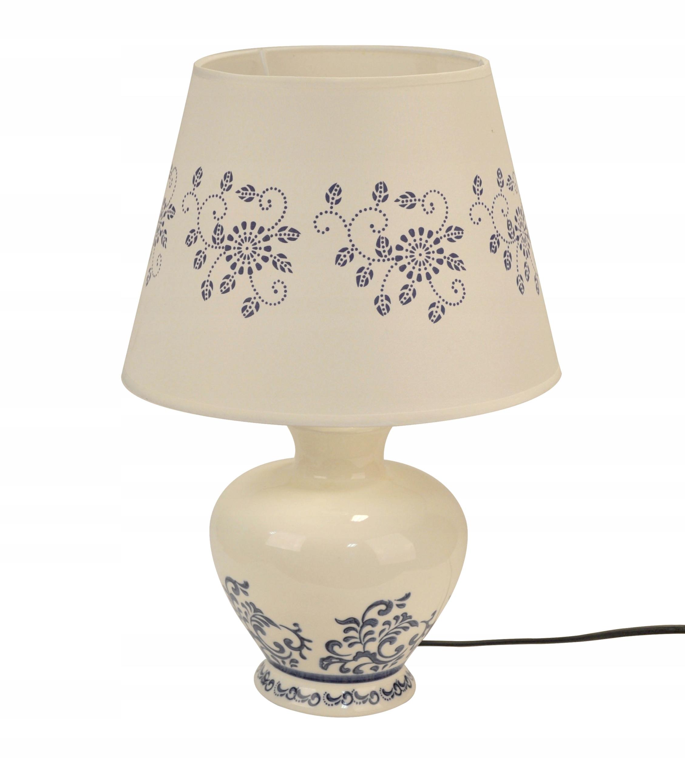 Stolná lampa stojaca lampa nočný ornament