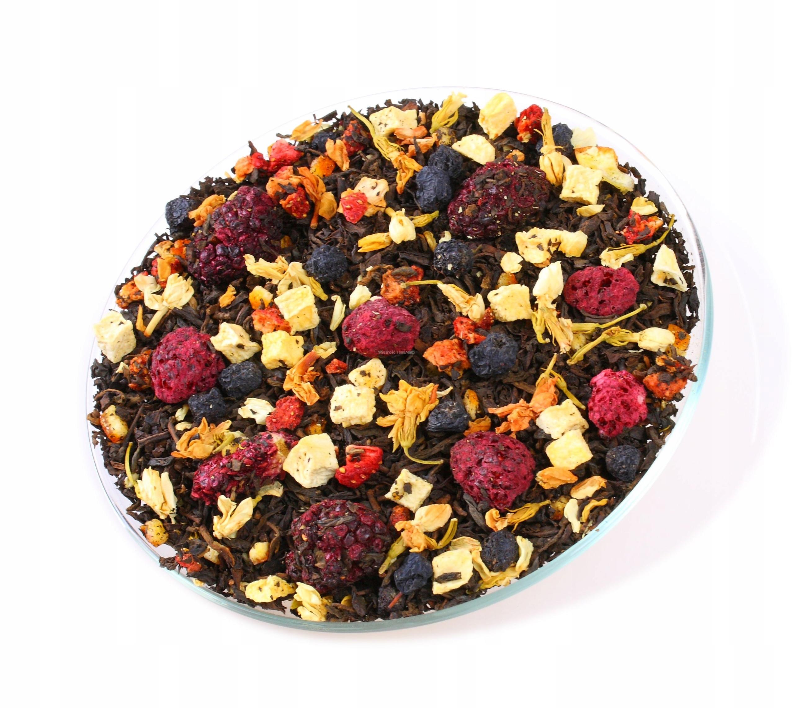 Herbata PU-ERH CASABLANCA (50g)