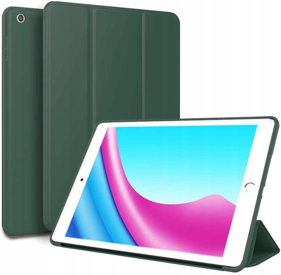 Etui SmartCase do iPad 7 / 8 (10.2) zielony Typ Etui