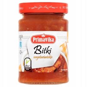 Вегетарианские котлеты Primavika 280г