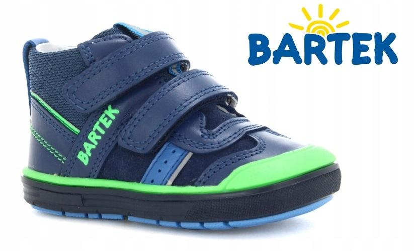 Buty Bartek Trzewik 81859 15f R 20 8328661796 Allegro Pl
