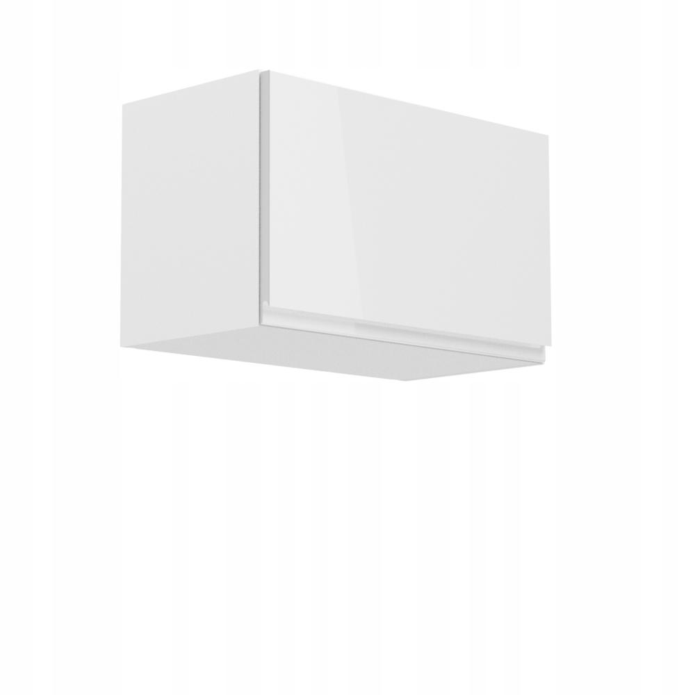 ASPEN G60KN stenu Skriňa biela otočným 60