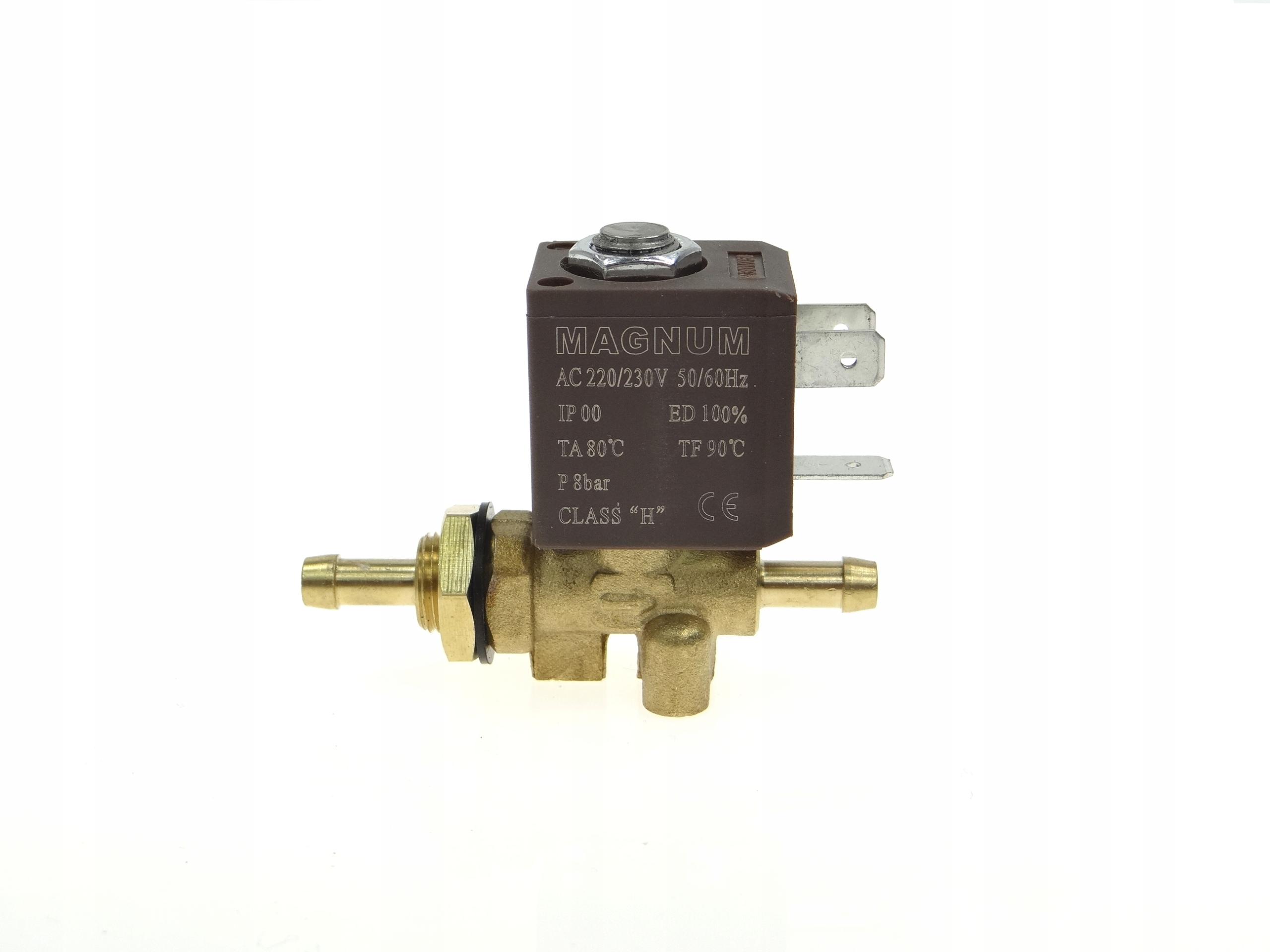 Elektrofivec Ventil 230V AC MIG / MAG CO2