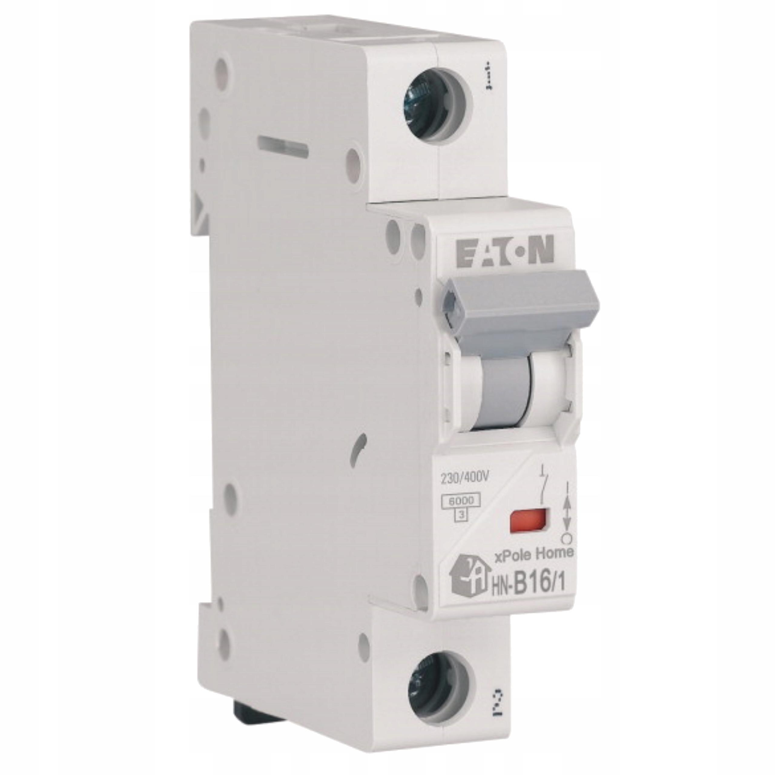 выключатель максимального тока 1P B 16A 6kA AC HN-B16 / 1