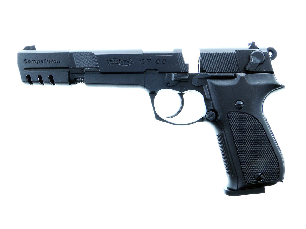 WIATRÓWKA PISTOLET WALTHER CP88 COMPETITION 4,5 mm Model CP88