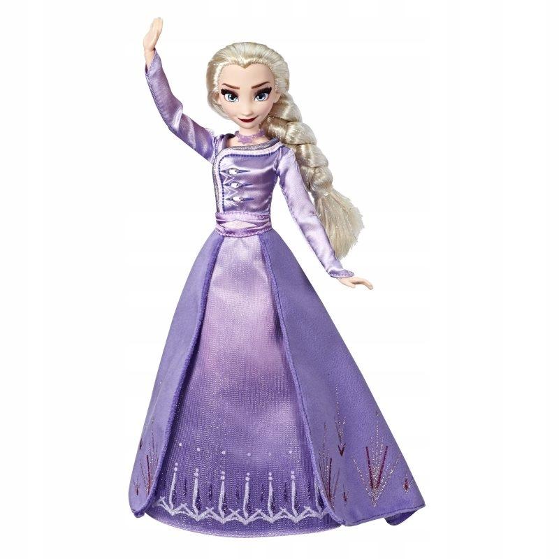 Frozen KRAINA LODU 2 Lalka ELSA w sukni deluxe