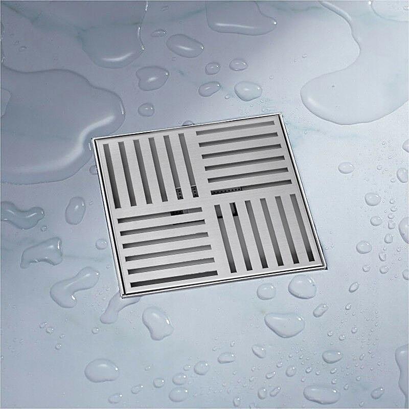 Hranatý odtok Odtok sprchovej vody 30x30