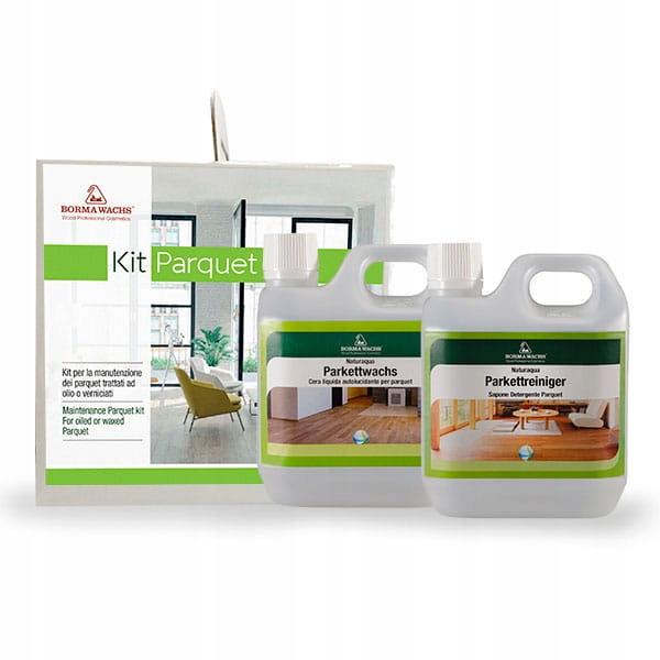 Súpravy na podlahové čistiace a podlahový VOSK