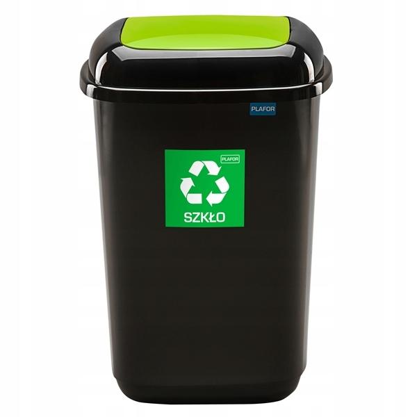 90 l kôš na oddelenie odpadu a odpadu