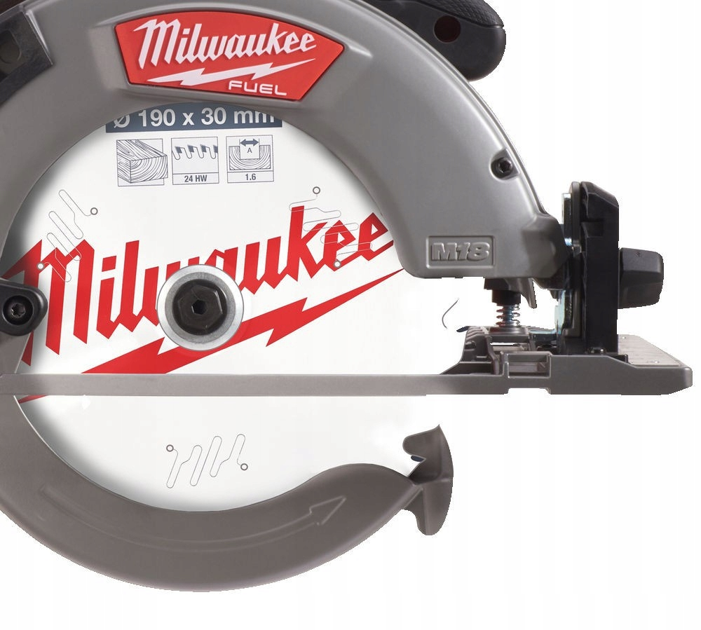MILWAUKEE M18 FCSG66-0C PILARKA TARCZOWA 190 mm Marka Milwaukee