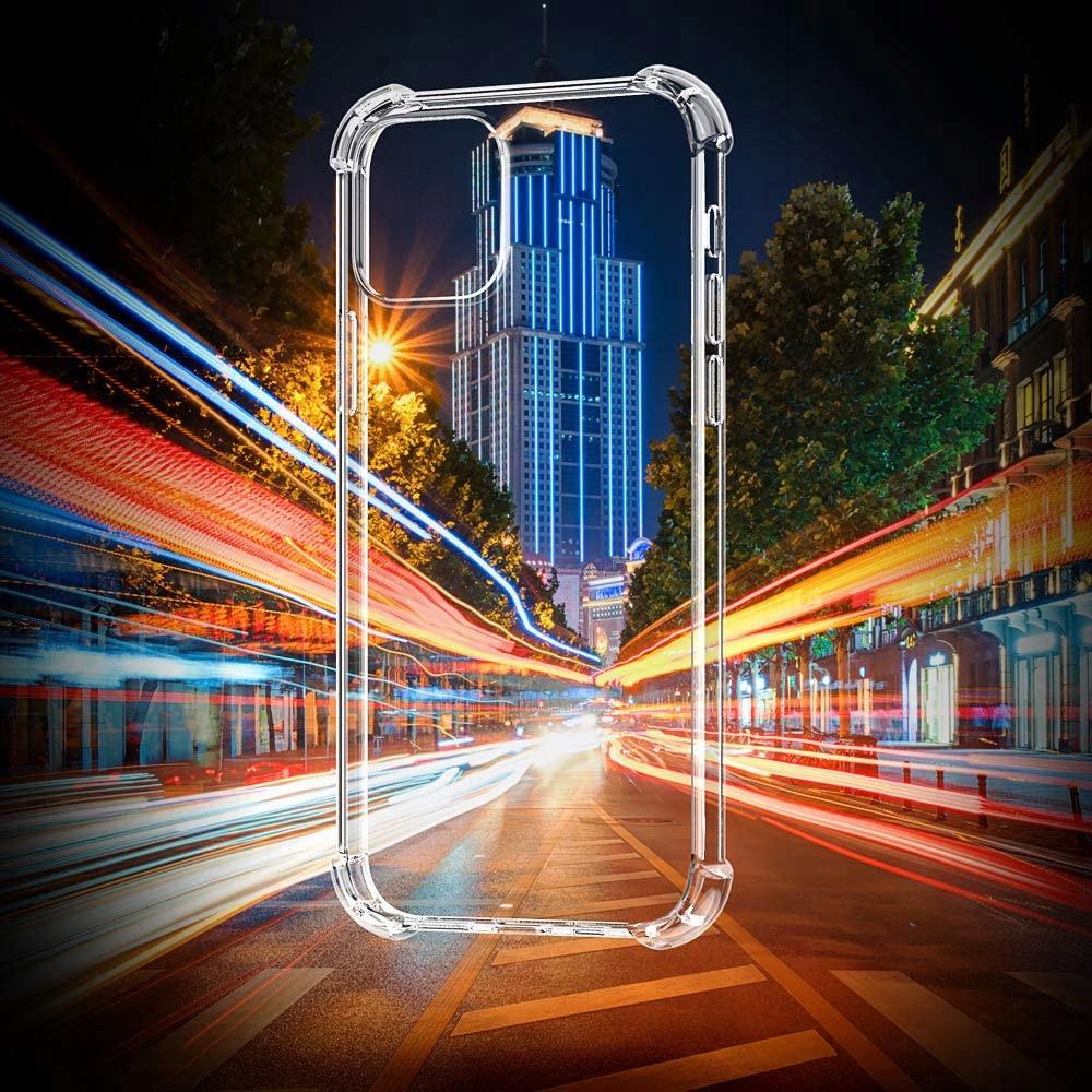 Etui do iPhone 12 ANTI-SHOCK Case + Szkło Przeznaczenie Apple