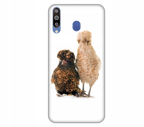 Etui na telefon Samsung Galaxy M30 Kura smieszne