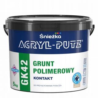 ACRYL-PUTZ GK-42 GRUNT POLIMEROWY 5 KG