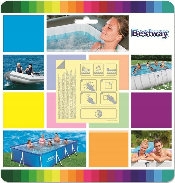влажные патчи для бассейнов 100% эффективность патч