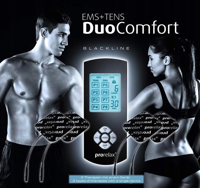 Купить ProRelax Duo - Comfort Elektrostymulator d8639 на Otpravka - цены и фото - доставка из Польши и стран Европы в Украину.