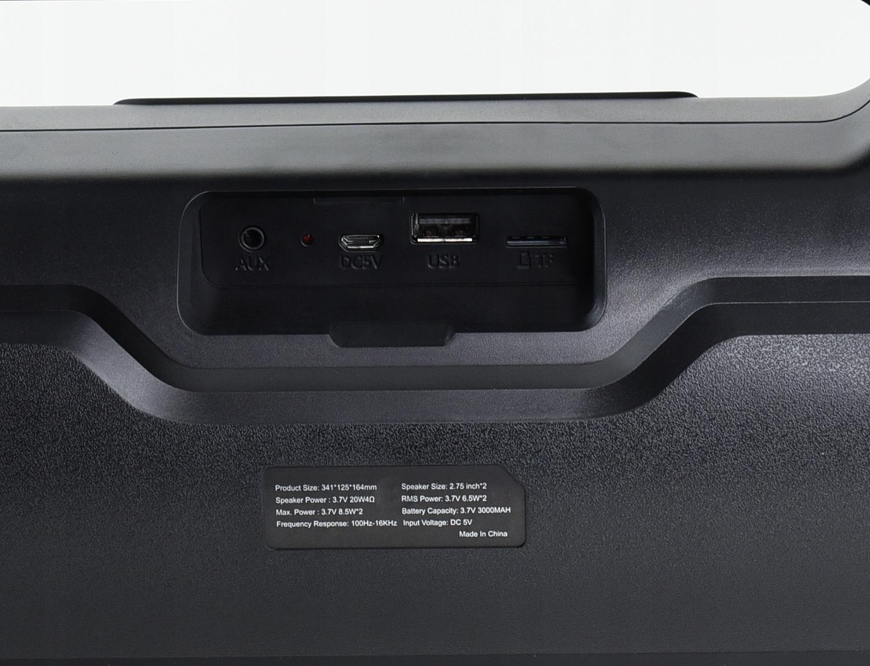 Głośnik bezprzewodowy radio do Samsung Galaxy A12 Kod producenta BM02