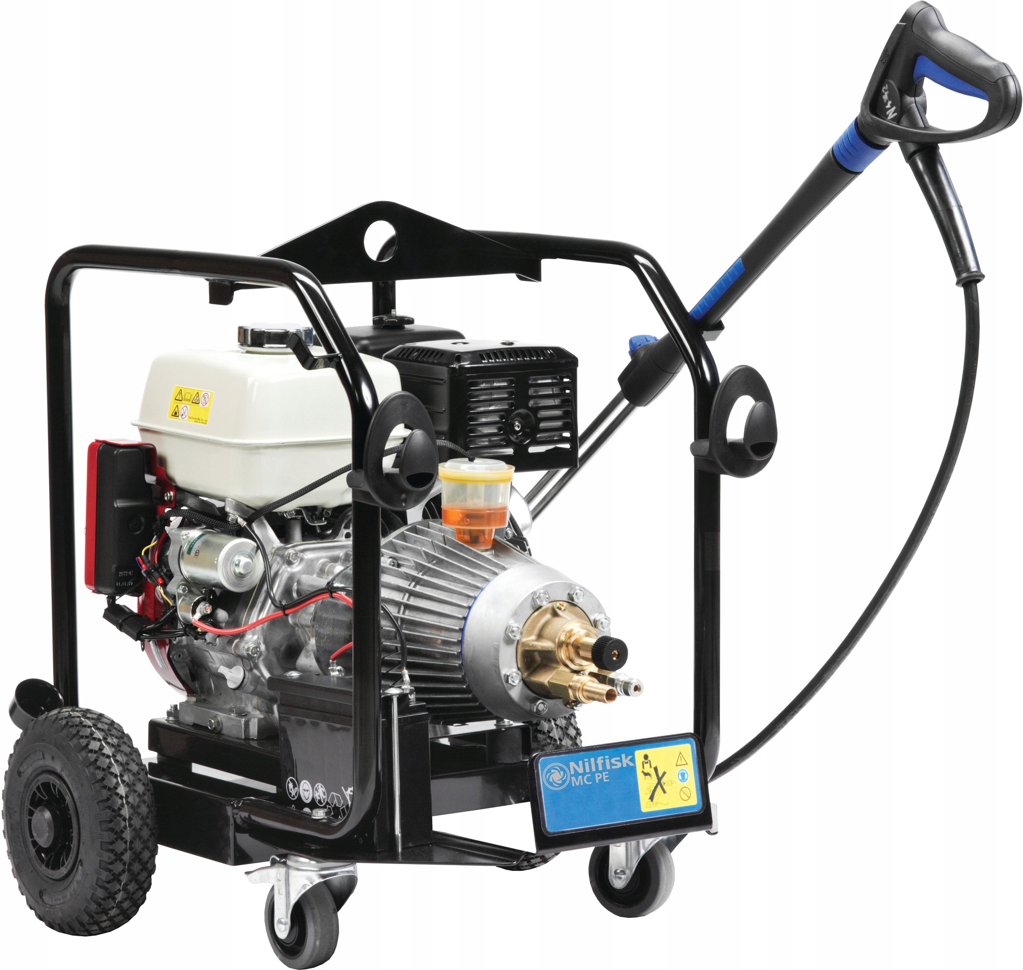 Моечная машина высокого давления zimnowodna Nilfisk MC 7P-220