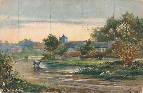 Pre-vojnová pohľadnica 091