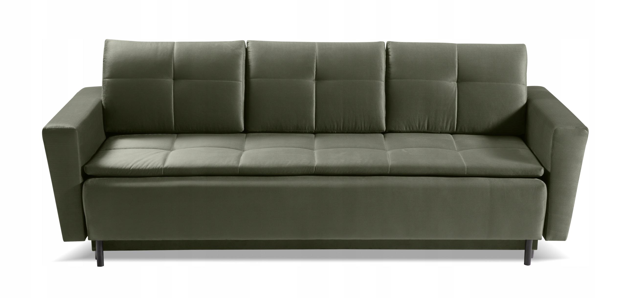 Großes Sofa SARA Klappsofa - Farben Kollektion ELN60