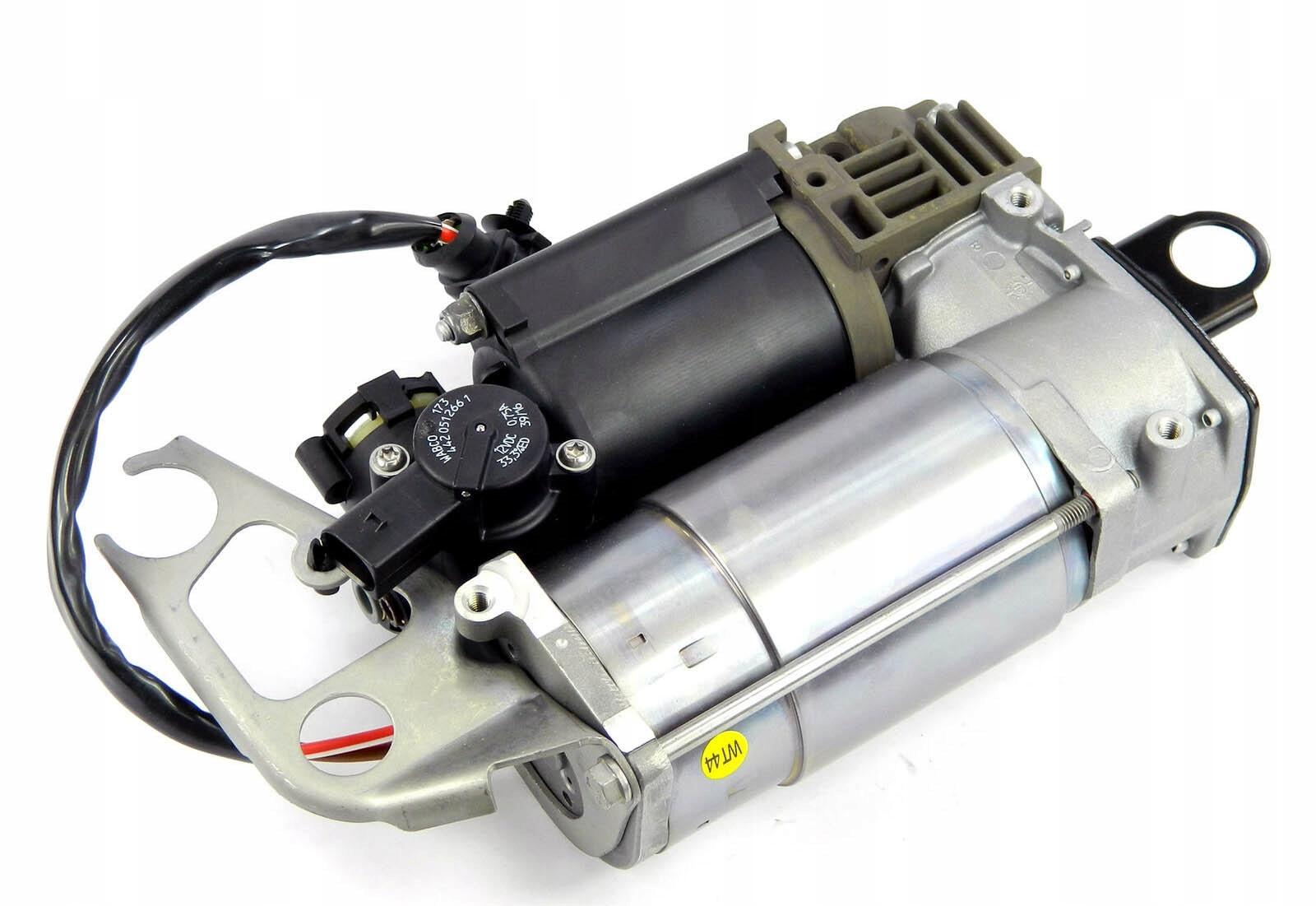 vw touareg 7l0 компрессор подвески новый wabco