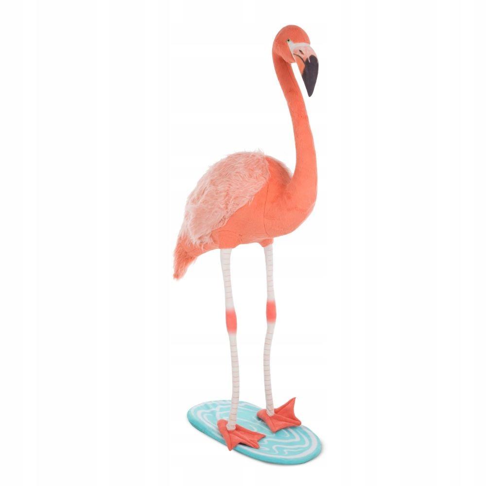 Flaming maskot plyšová hračka pre deti od Melissy