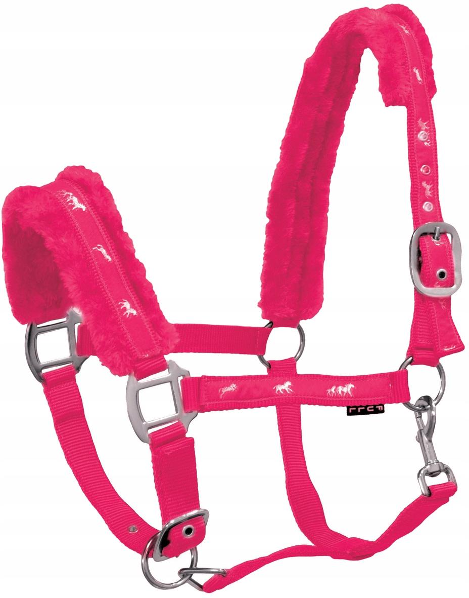Повод Softy York Розовый Пони Cob Полный