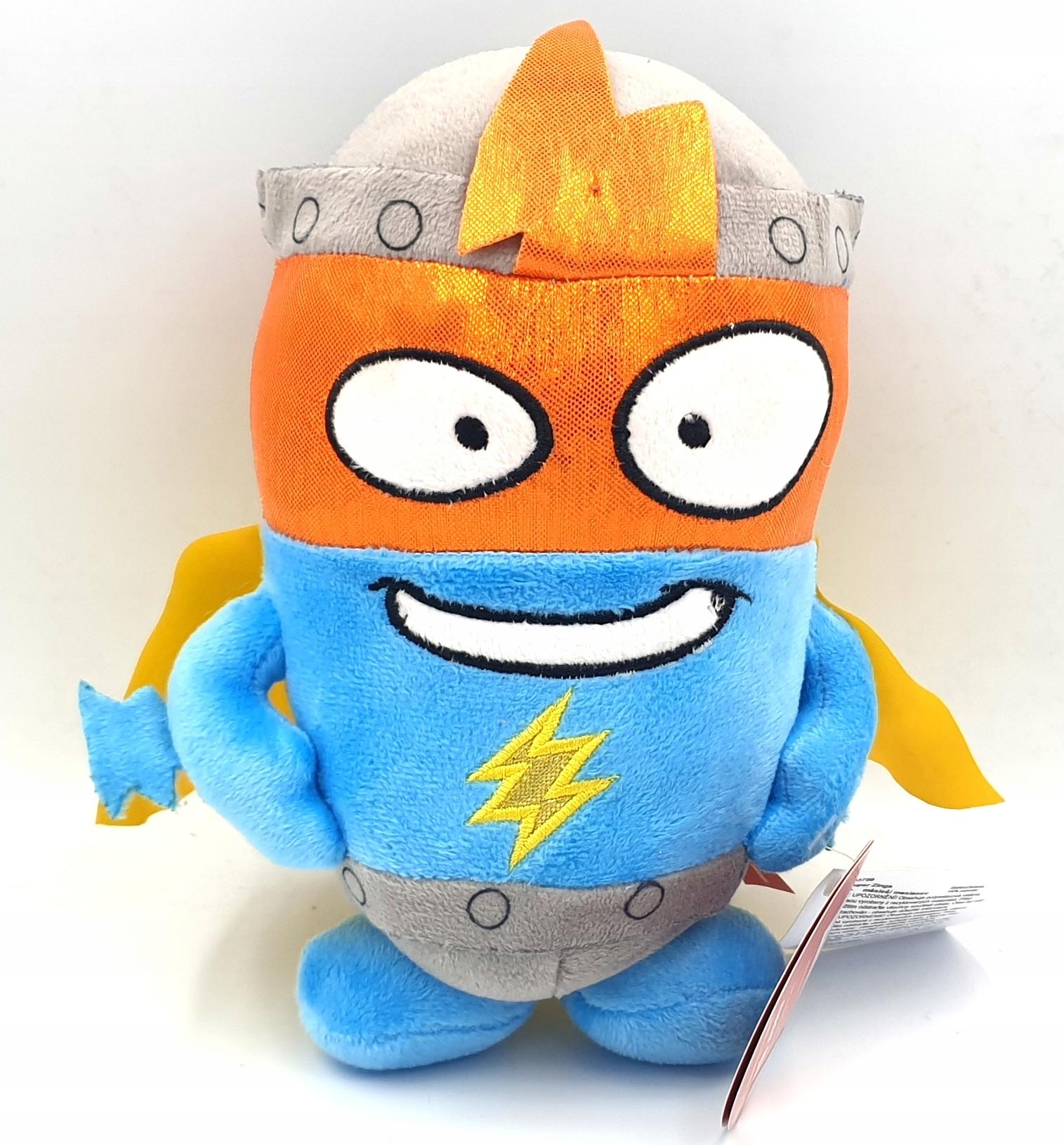 Plyšový maskot Super Zings Superzings Kid Kazoom