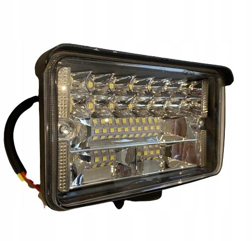 панель led лампа рабочая галоген 108w 12-24v cree
