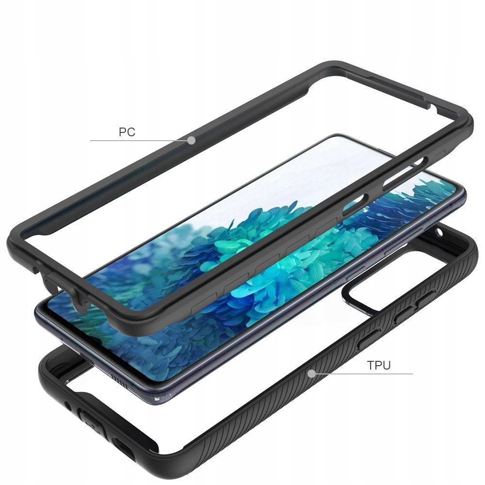 Etui Defense 360 do Samsung Galaxy S20 FE Kolor czarny