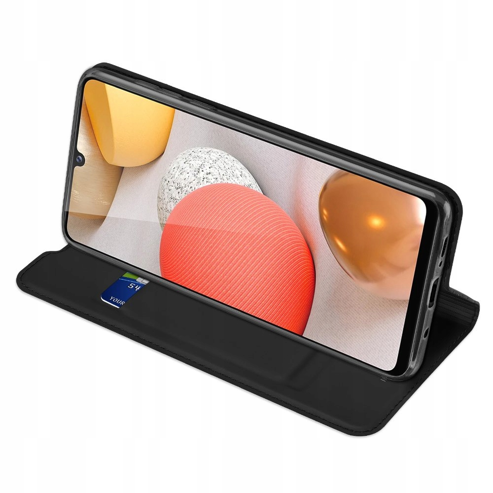 Etui DUX DUCIS + szkło do Samsung Galaxy A42 5G Typ etui z klapką