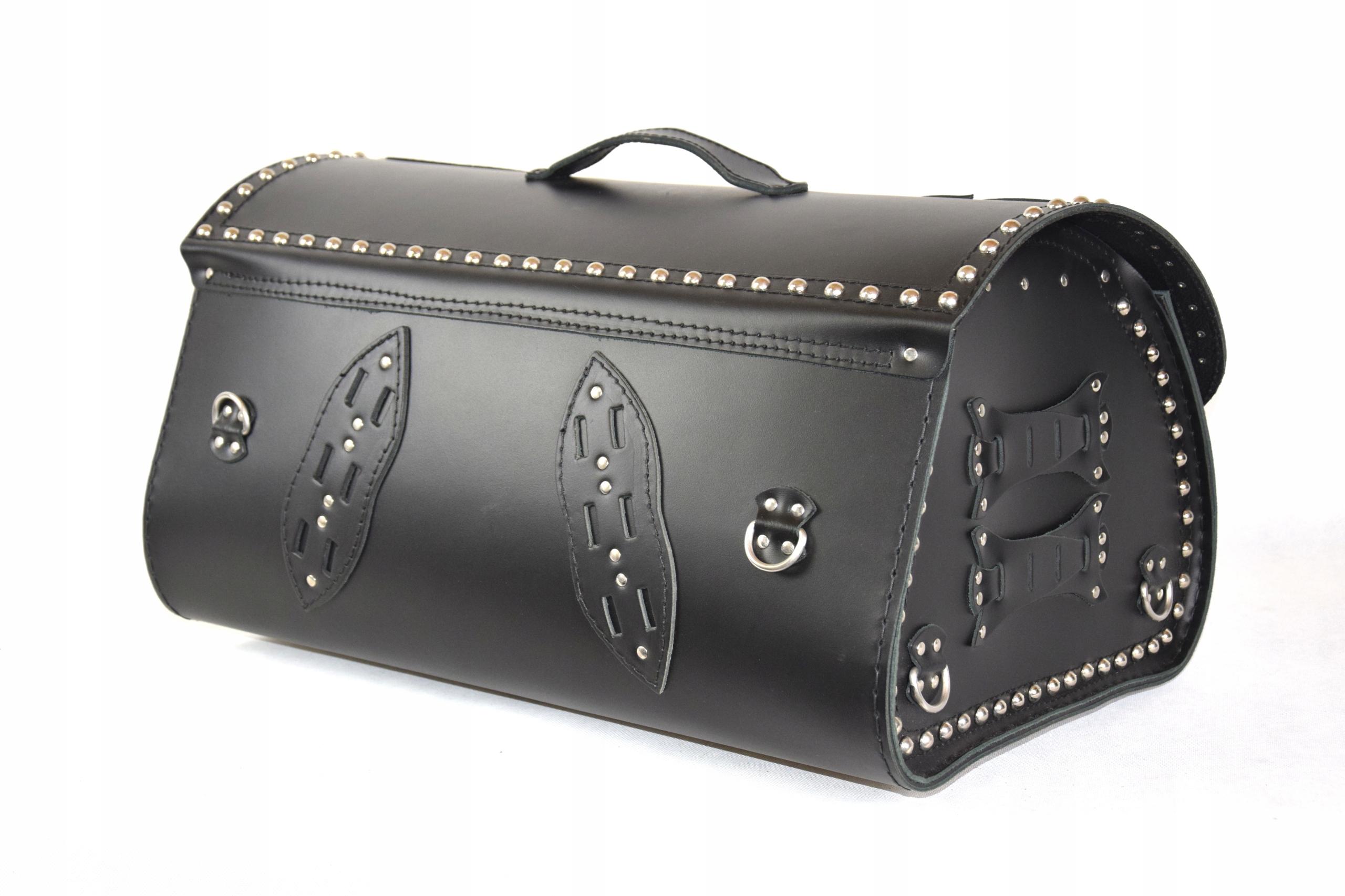 Kufer skórzany K22 Eagle 48 litrów